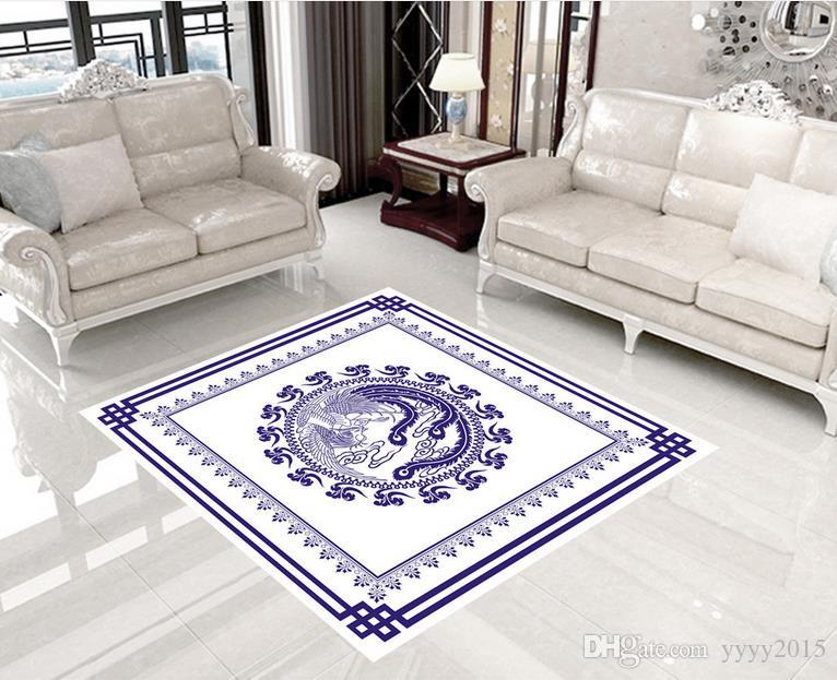виниловые полы ванная комната вектор ковер шаблон китайский стиль паркет Европейский потолок 3D напольная живопись