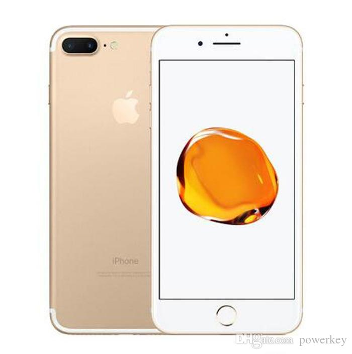 """Original Unlocked Refurbished Apple iPhone 7 Quad Core 4.7"""" 2GB RAM 32GB/128GB/256GB ROM IOS12 12MP 4G LTE Without Touch ID home button work"""