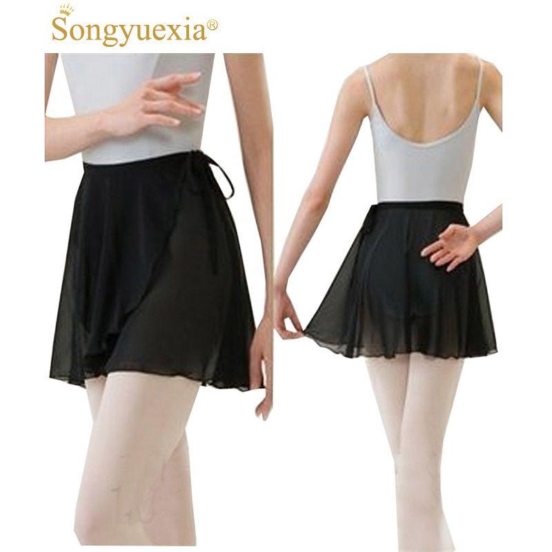 1e145fba15 2019 Songyuexia Children Ballet Dresses Dance Leotards ForKids Gymnastics  Practice Ballet Artistic Ballerina Dress Skirt Dance Shows From Beenling,  ...