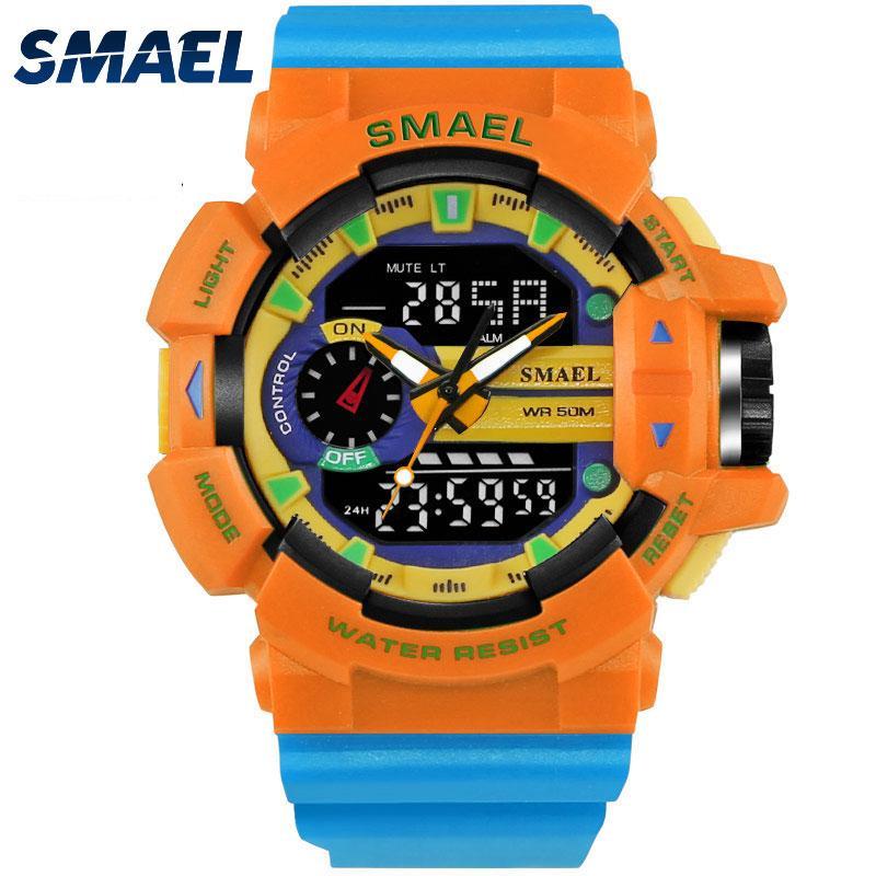 Uhren Sanda Uhr Männer Luxus Marke Männer Wasserdichte Quarzuhr Fashion Outdoor Sport Uhr Militär Uhr Relogio Masculino Hell In Farbe