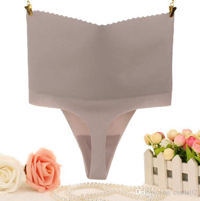 Женские трусики для тела Shaper Hip Underwear Хлопковые трусы Женские трусы с высокой талией Дамы Привлекательные трусики Hipster