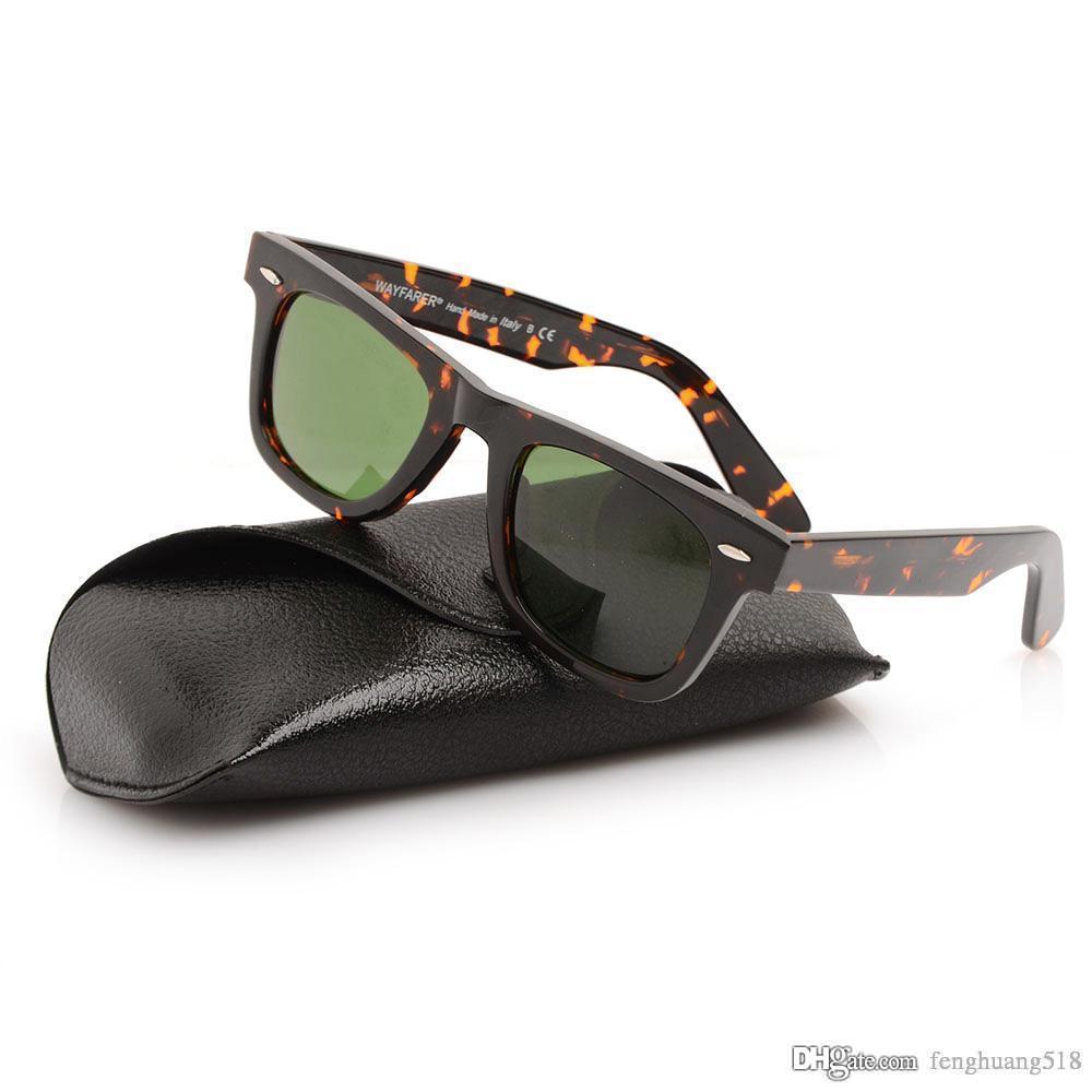 Compre Nuevo 2140 Alta Calidad Para Mujer Para Mujer Gafas De Sol Tablón  Gafas Tortuga Marco Gafas De Sol Lente De Cristal Lentes De La Lente Verde  Playa ... f69733365852