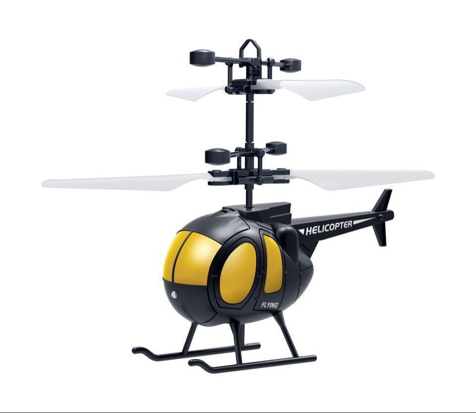 10 tipi RC Drone Flying elicottero Ball Aircraft Elicottero Led Lampeggiante Accensione Giocattoli induzione Sensore giocattolo elettrico Bambini Bambini Natale B