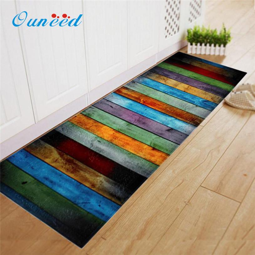 Door Mats Outdoor Dining Room Carpet Shaggy Soft Area Rug Bedroom Rectangle  Floor Non Slip Mat 60x180CM U70915 Seat Cushions For Outdoor Furniture Seat  ...