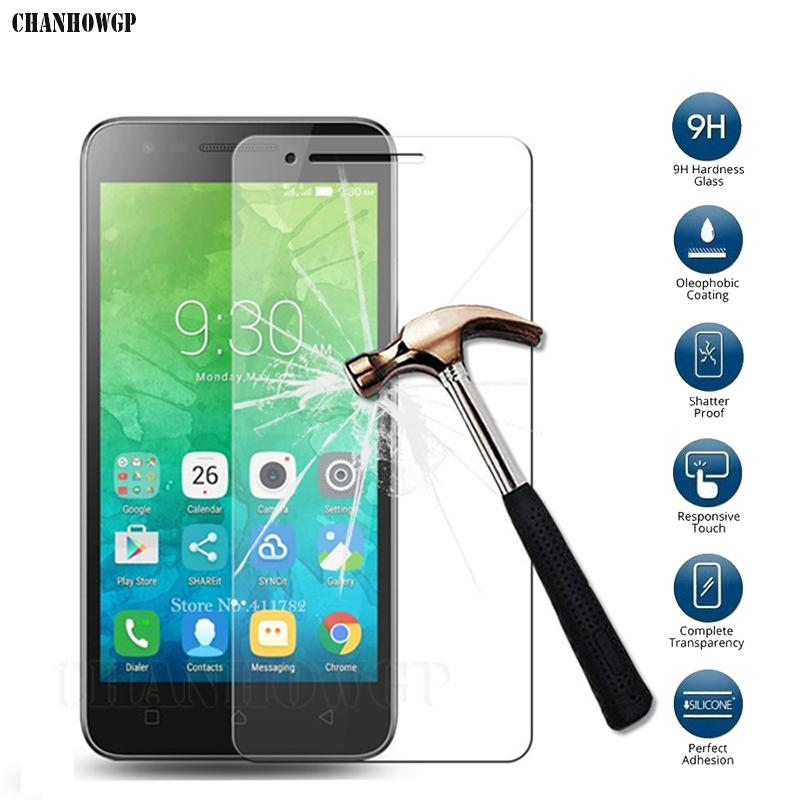 online store 2a8a2 868dc 9H Full Cover Tempered Glass For Lenovo C2 Power Vibe C2 Screen Protector  For Lenovo k10a40 K10A40 K10-A40 Protective Film Glas
