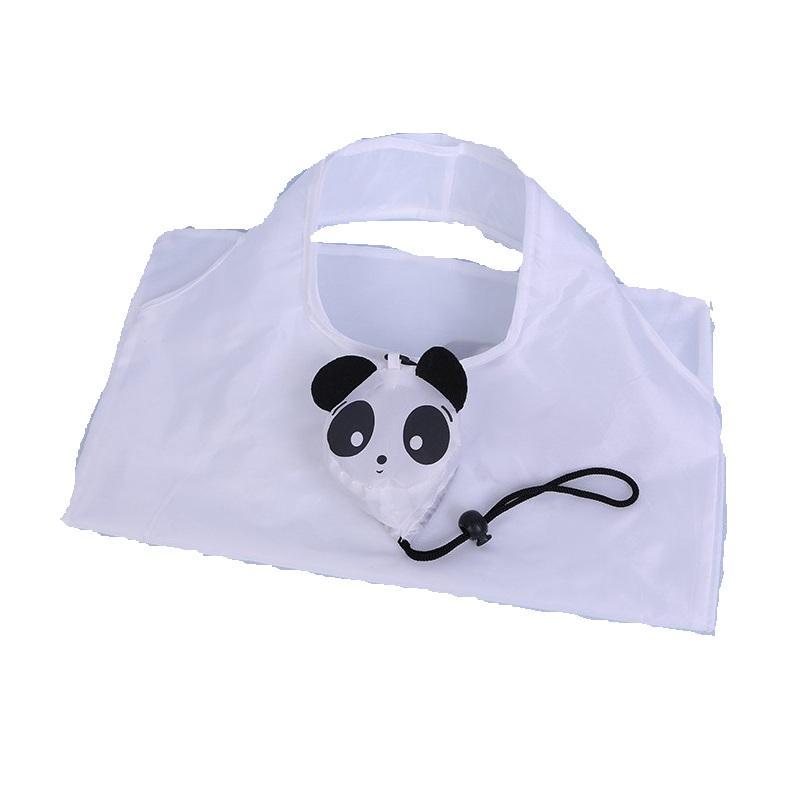 Borsa di nylon pieghevole / della drogheria pieghevole riutilizzabile della drogheria della borsa calda di immagazzinaggio del fumetto caldo della borsa ing