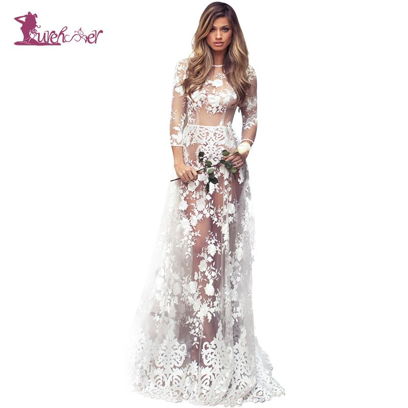 c7078f6a9 Lurehooker 2017 Sexy Lingerie Hot Cosplay White Bride Wedding Dress Uniform  Embroidery Lace Erotic Underwear Floor Length Dress Y1892909 Good Underwear  ...