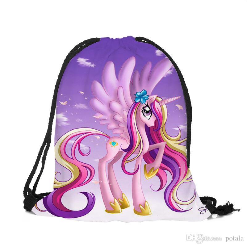 681d41b5a4de Emoji Drawstring Backpack Bags Unicorns Mermaid Flamingo Jellyfish Santa  Claus Dollars 39 33.5CM Emoticon School Bags Kids Adults Party Xmas Backpack  Deals ...