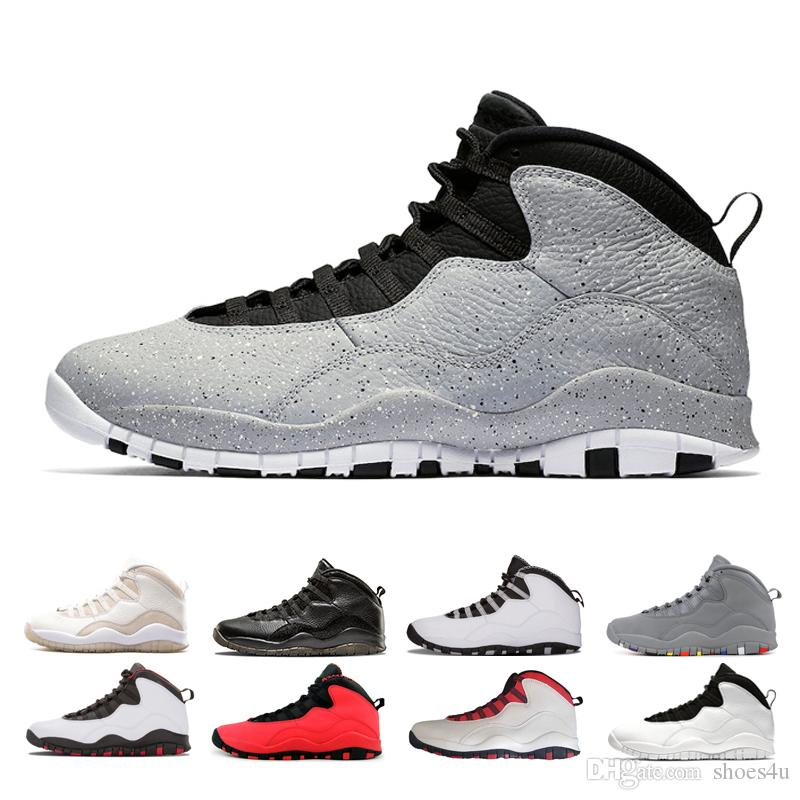 10 10s Westbrook Cool Grey Mens Basketball Shoes I M Back Drake Bobcats Sports  Sneakers Trainers Outdoor Designer Running Shoes For Men Men Shoes Online  ... 79b52459140