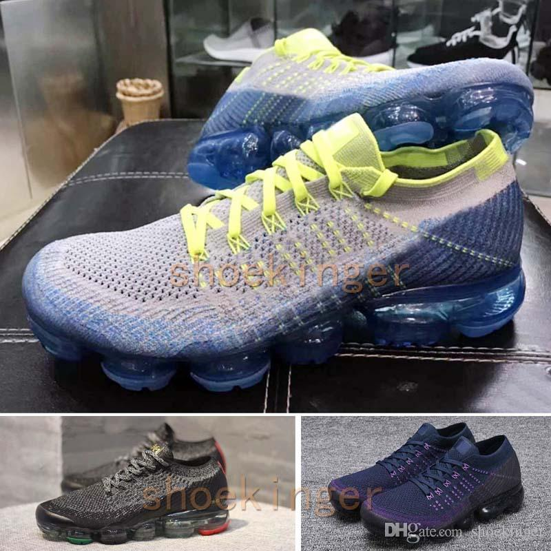 cheap sale pay with visa New Vapormax Sprite White Flagship Casual Shoes Mens Womens Purple Grey ArmyGreen Vapormaxes Fast BHM trainers Sneakers Shoes Size Eur36-45 free shipping for nice in China online buy cheap very cheap 8yKrB2bS