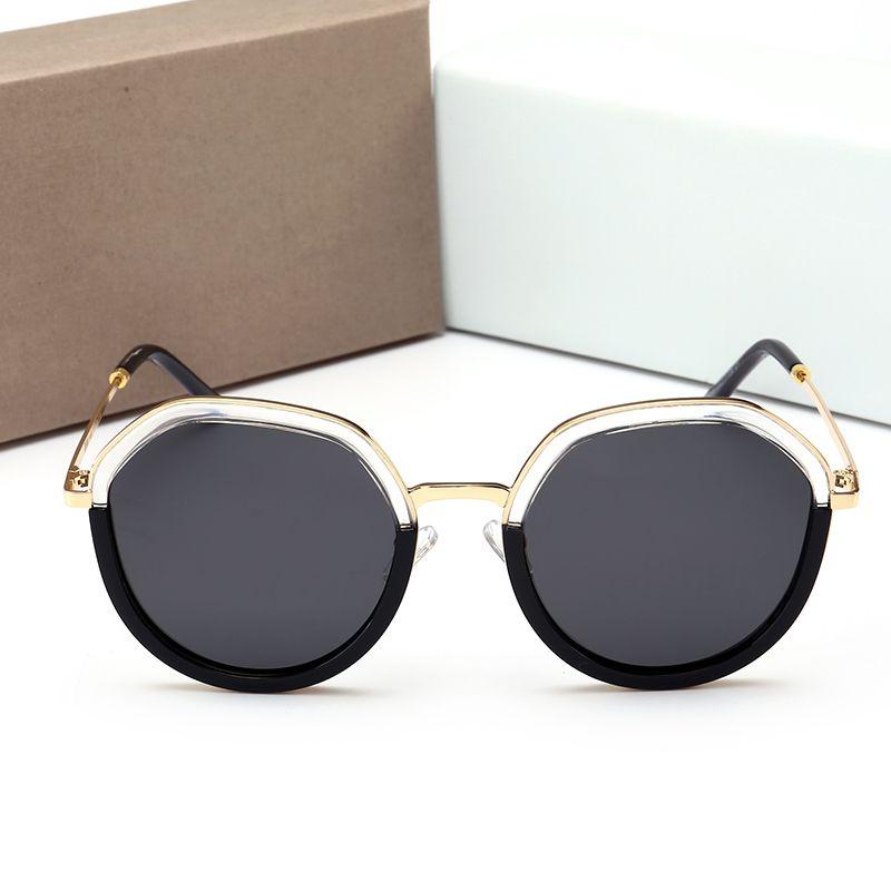 728273c1c0 Popular Luxury Sunglasses Women Brand Designer UV Protection Summer Style  Fashion Shade Sunglass Coating Mirror Lens PC Metal Frames New Polarized ...