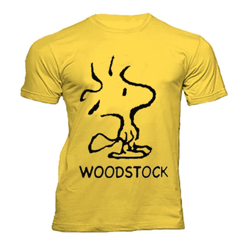 huge discount 5ec29 d4088 WOODSTOCK SNOOPY ERDNÜSSE T-Shirt Karikaturt-shirt Männer Unisexneue Art-  und Weiset-shirt lösen Größen-Spitzenajax 2018 lustiges t