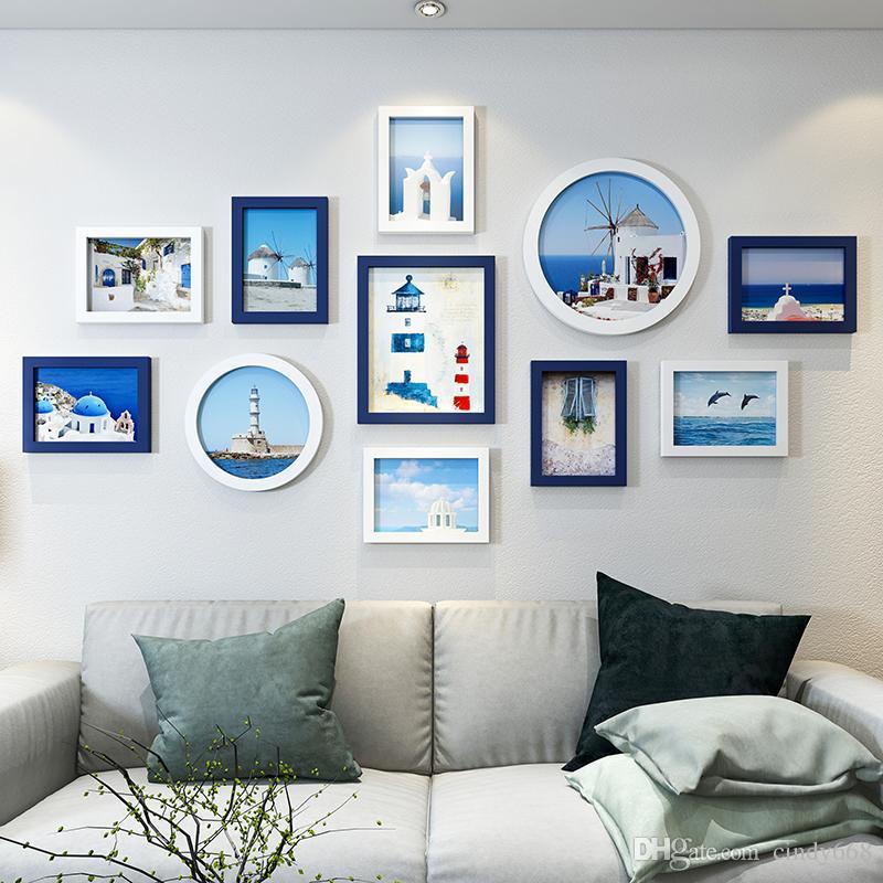 Großhandel Neue Mode Wand Bilderrahmen Set Schlafzimmer Wohnkultur ...