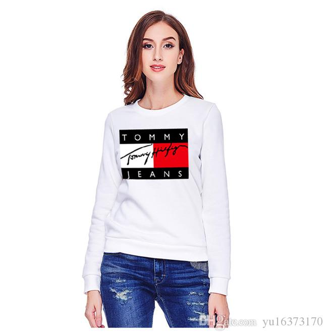 322a6d3b 2018 Autumn Winter Latest Hot Style Printing Leisure Korean Long Sleeve  Blouse Fashion Comfortable Joker Fashion Awesome Tee Shirt Designs T Shirts  Awesome ...