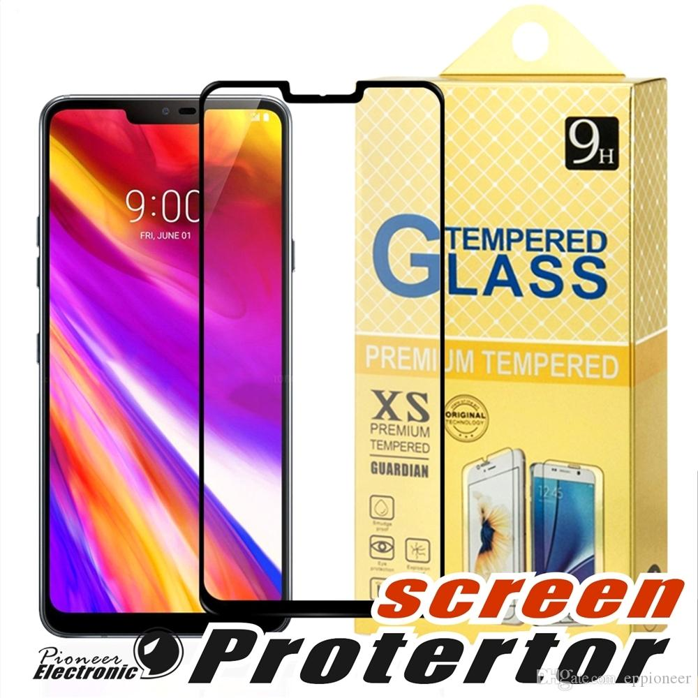 For J2 CORE aristo 3 2 Xpower K30 Plus Stylo 4 3 Google pixel 2 3 XL Full Cover Flim 2.5D Tempered Glass Screen Protector LG V20 V30 G5 K20