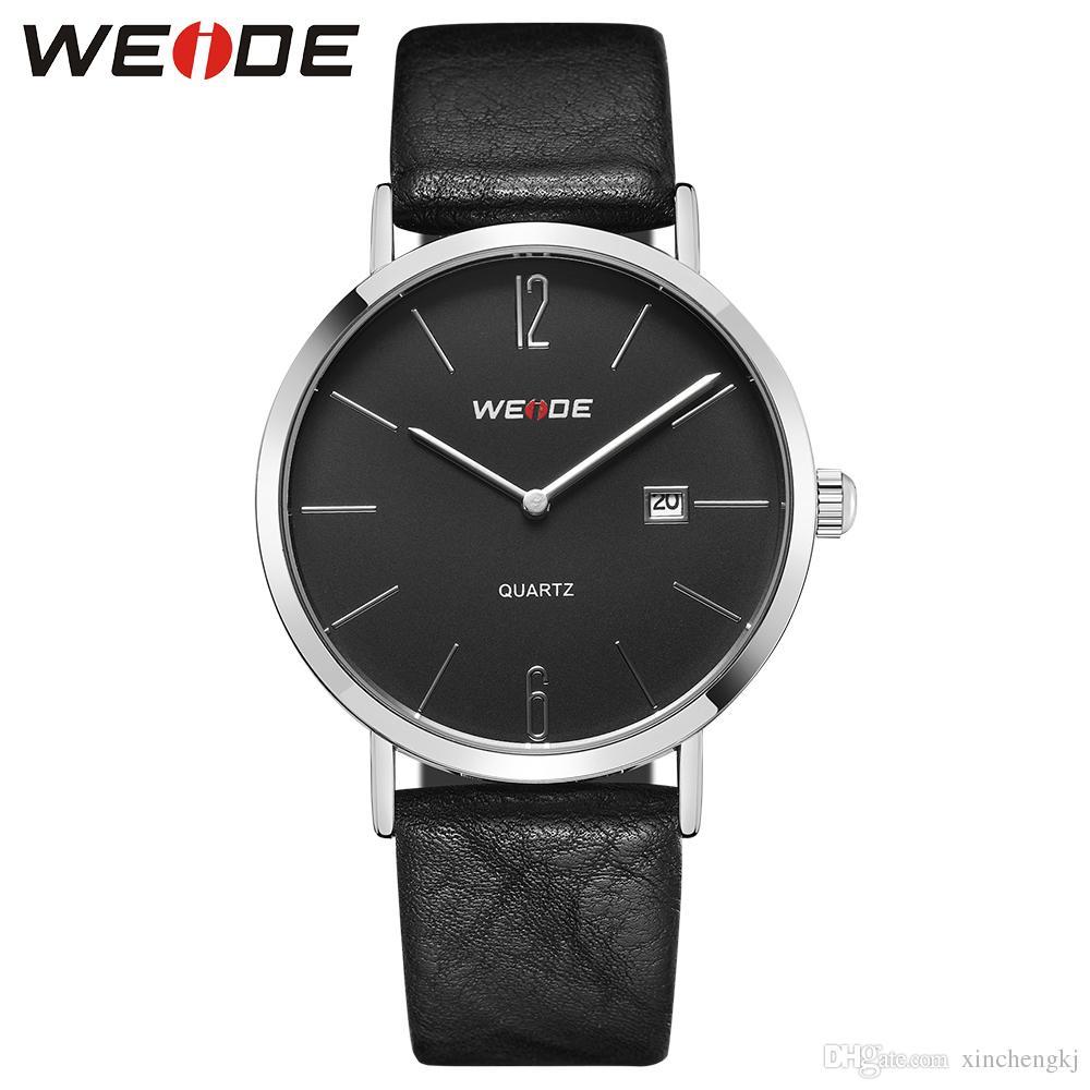 f1e7d45102f Compre WEIDE WD007 Moda Relógios Super Homem De Luxo Da Marca Relógios Das  Mulheres Dos Homens Relógio Dos Homens De Quartzo Relogio Masculion Retro  Para O ...