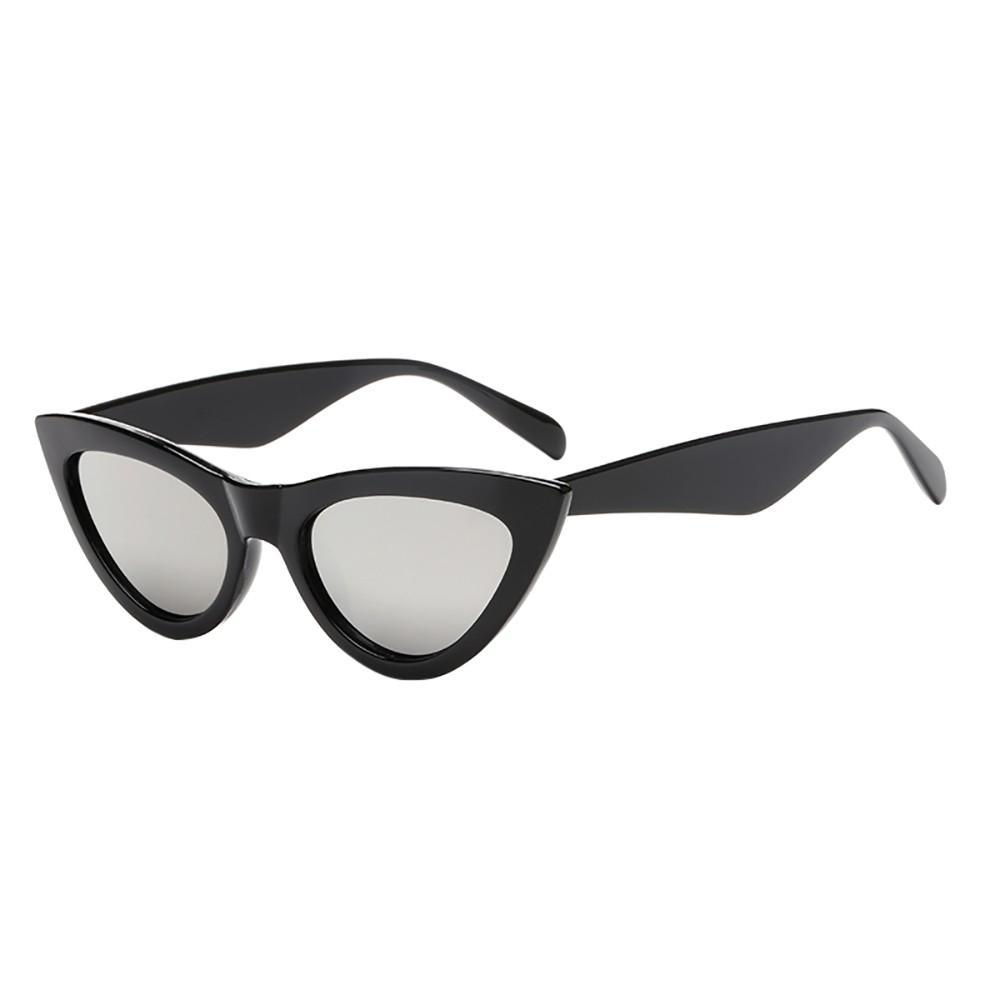 b0e2e45949b60 Compre Óculos De Sol Polarizados Mulheres Cool Moda Retro Do Vintage Unisex  Óculos De Sol Óculos De Rapper Grunge Óculos De Sol Lentes De Hombre Hombre  A8 ...