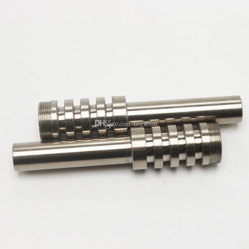 Hochwertige domellose Titan-Nagel-Handwerkzeuge Ti-Nägel für Glasraucher-Nektar-Sammler