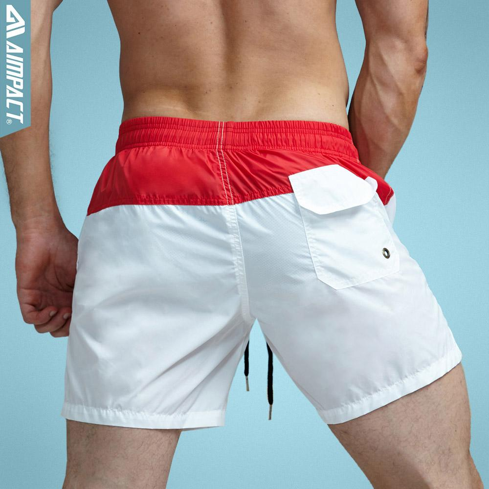 ca7a899d2f Fashion Summer Sexy Beach Men's Shorts Leisure Lining Liner Men Board  Shorts Patchwork Fast Dry Elastic Waist Short Dt62