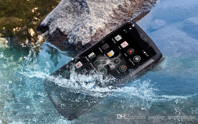 "Blackview BV8000 Pro Smartphone 4G Waterproof IP68 5.0""FHD MTK6757 Octa Core Android 7.0 6GB+64GB 16MP cell phone"