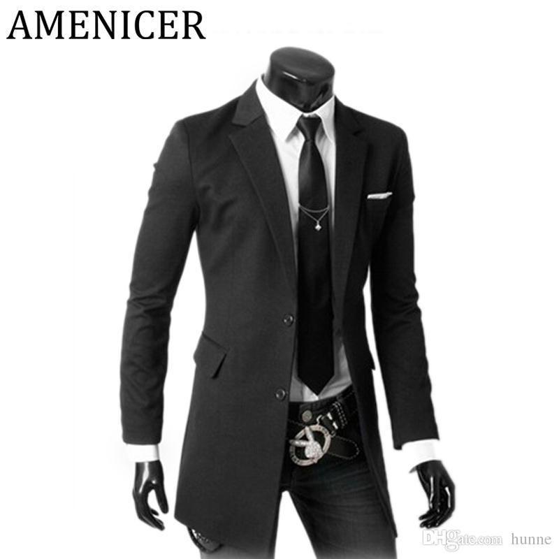 66311c0bf53c5 Acquista Ingrosso Uomo Casual Slim Fit Blazer In Velluto A Coste 2016  Blazer Fitted Blaser Suit Designs Giacca Brand Abbigliamento Terno  Masculino Costume ...