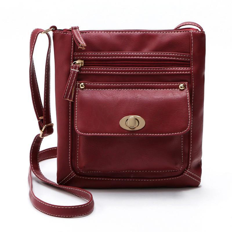 Bag Handbag Vintage Small PU Leather Handbags Hotsale Ladies Mobile Purse  Famous Envelope Clutch Women Shoulder Messenger Crossbody Bags Discount  Handbags ... c8778e756c9c6