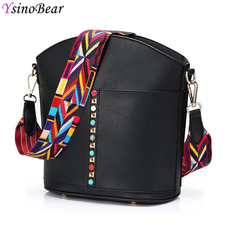 e357c8dd788 YsinoBear 2018 Women Shoulder Bags High Quality PU Leather Tote Bag Luxury Ladies  Messenger Bag Fashion Women Crossbody Bags Y18102904 Wholesale Purses ...
