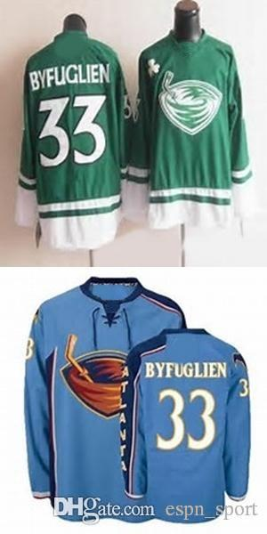 huge selection of 761b4 dd707 closeout atlanta thrashers blue jersey ed814 29b5a