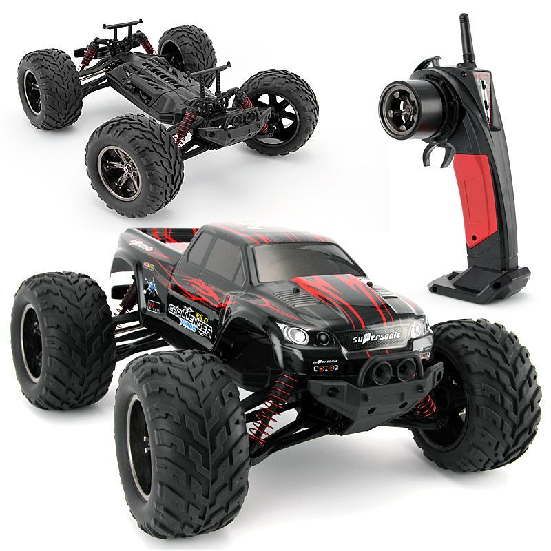 42km /H Rc Car Suv High Speed Remote Control Car On The Control Pancel S911  Cars On Radio Controlled Traxxas Radio Controlled
