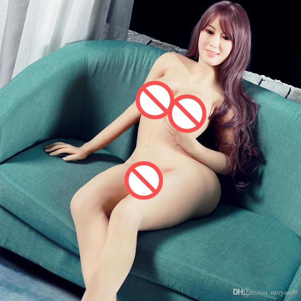 New Small breast sex doll 167cm Lifelike Sex Doll With Big Ass Real Male Love Toy Adult Masturbation TPE Doll - MOYAN
