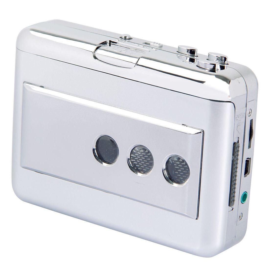 Clever Tragbare Cassette Recorder & Spieler Usb Band Pc Super Mp3 Musik Player Audio Converter Recorder Spieler Cassette-to-mp3 Unterhaltungselektronik Heim-audio & Video