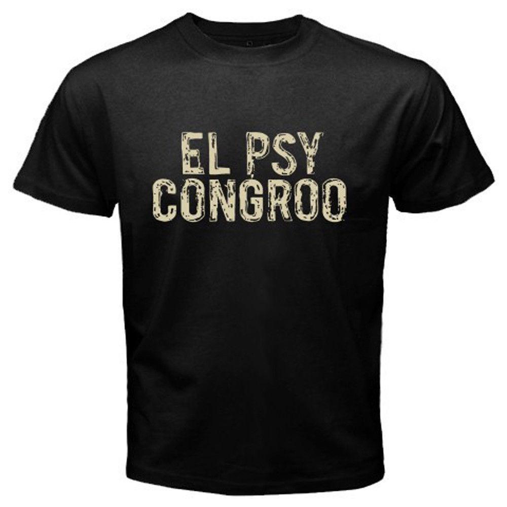 New Fashion New Steins Gate El Psy Congroo Anime Mens Black T-shirt Size Cool Casual Pride T Shirt Men Unisex Fashion Tshirt Free Shipping Tops & Tees