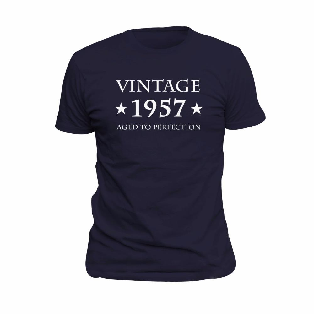 60Th Birthday Gift Vintage 1957 Shirt For 60 Years Old Turning