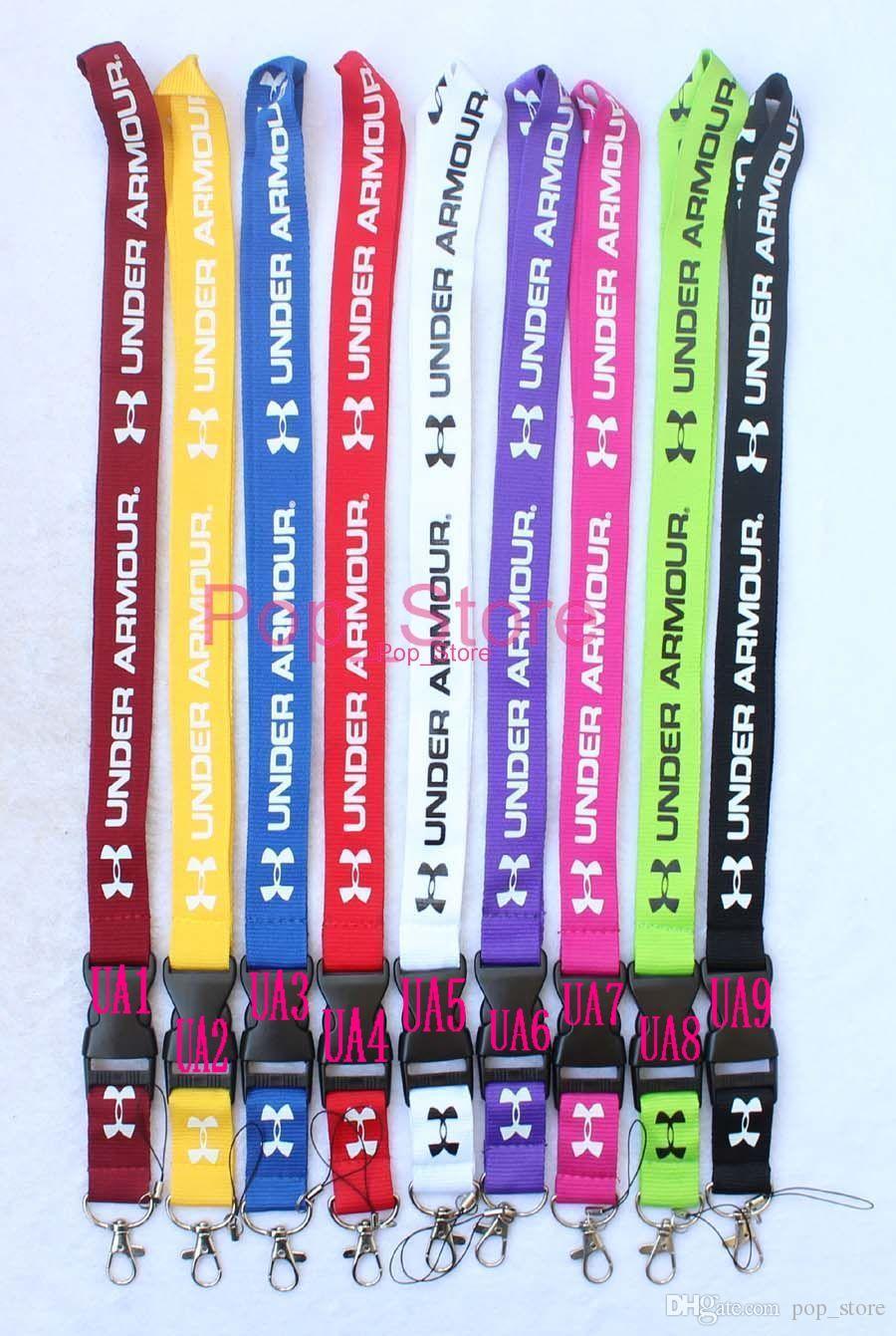 Vente directe de prix usine 150 P U Une lanière de vêtements de mode détachable sous porte-clés caméra ceinture cou storp Badge livraison gratuite DHL