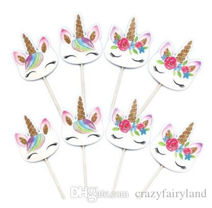 12 Bohemian Dreamcatcher Feather Gol Glitter Birthday Baby Shower Cupcake Topper Baking Accs. & Cake Decorating