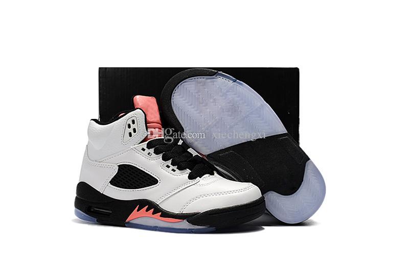 9e58466f Купить Оптом Nike Air Jordan 5 11 12 Retro Платиновый Оттенок 11 Дети  Кроссовки Выпускного Вечера Ночь Cap И Платье 11S XI Тренажерный Зал  Красный Разводят ...