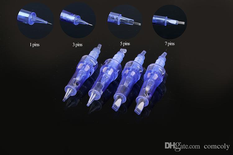 1/3/5/7/ 9/12/36/42/Nano pin derma pen tips Rechargeable wireless Derma Dr. Pen ULTIMA A6 needle cartridge