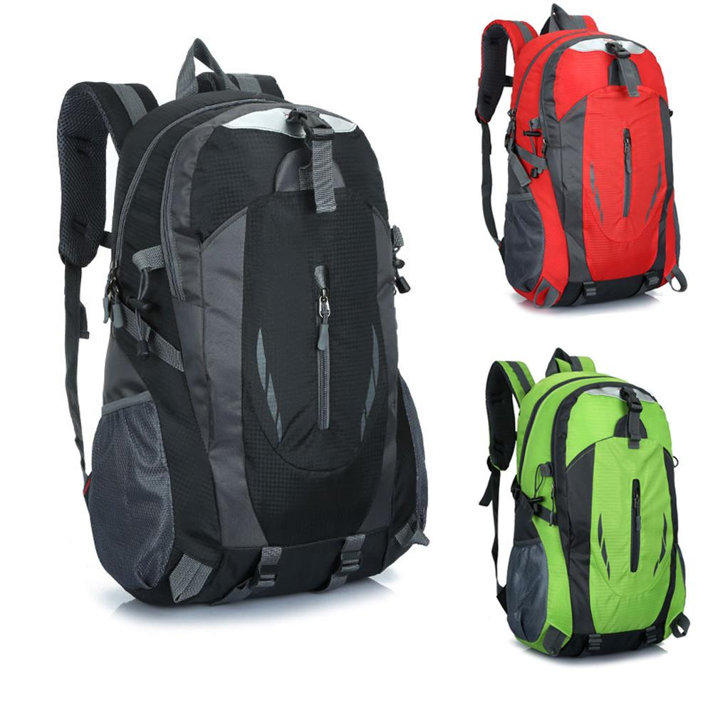 d2dd8d5744 40L High Capacity Waterproof Backpack High Quality Man And Women School  Travel Shopping Rucksack Popular Mens Backpacks Swiss Army Backpack From  Flaky