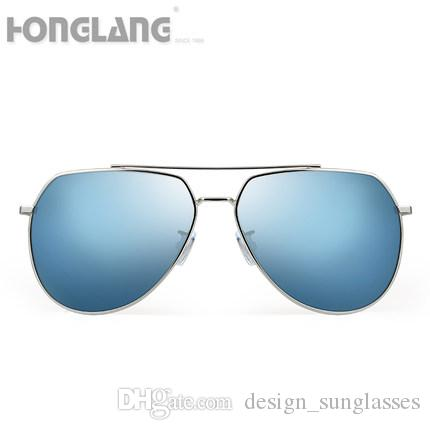 b106c44fde 2018 Newest Polarized Lens Pilot Sunglasses Fashion Sunglasses For ...