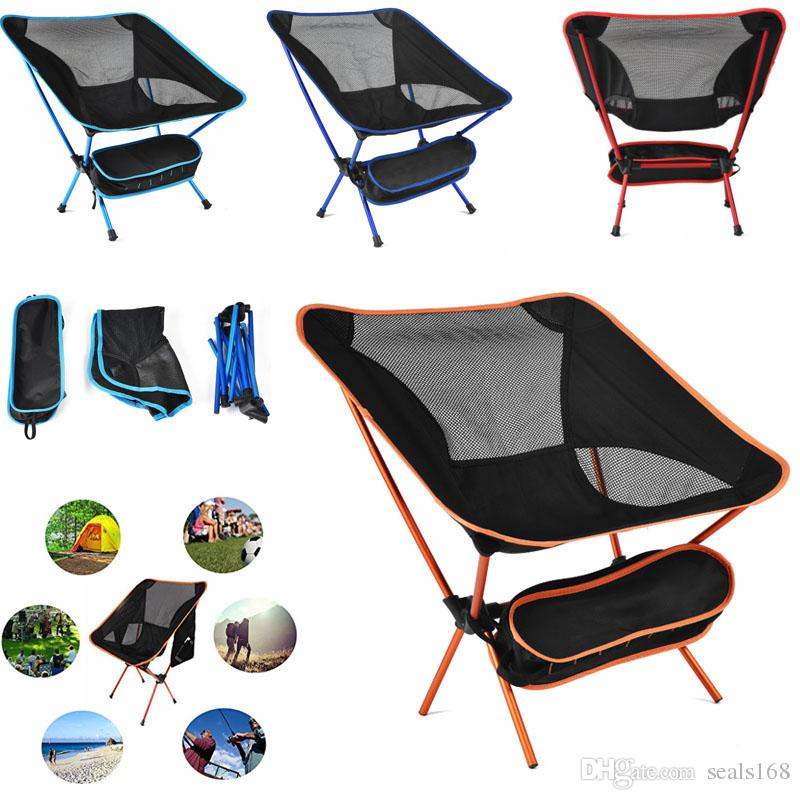 Strange 4Colors Folding Camping Backpack Chair Compact Heavy Duty Chairs For Hiking Fish Picnic Beach Camp Backpacking Outdoor Festivals Hh7 1152 Camellatalisay Diy Chair Ideas Camellatalisaycom