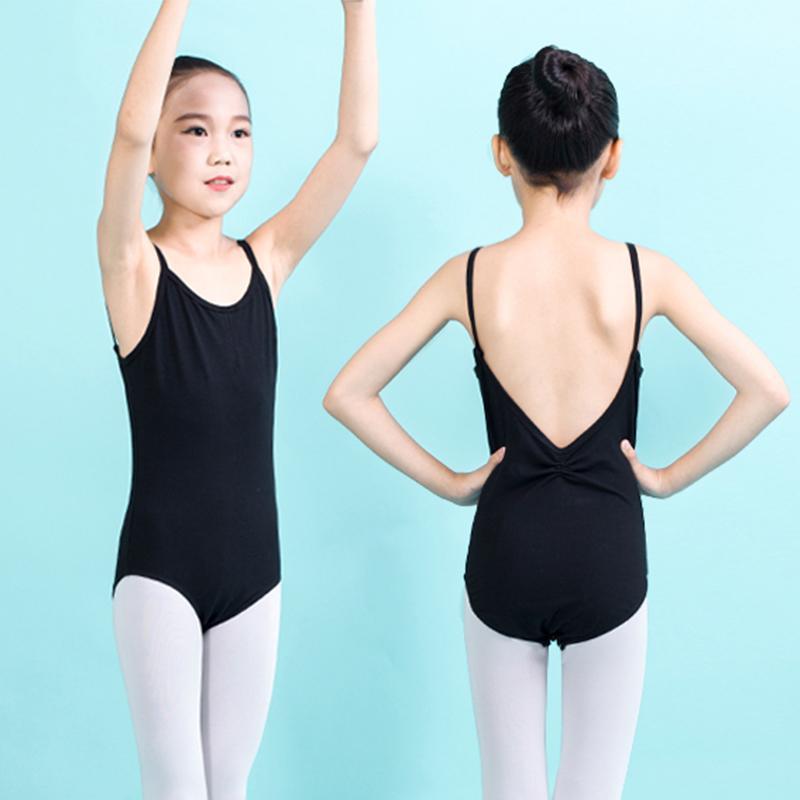 61e421053 2019 Ballet Gymnastics Leotard Kids Ballerinas Dancing Bodysuit ...