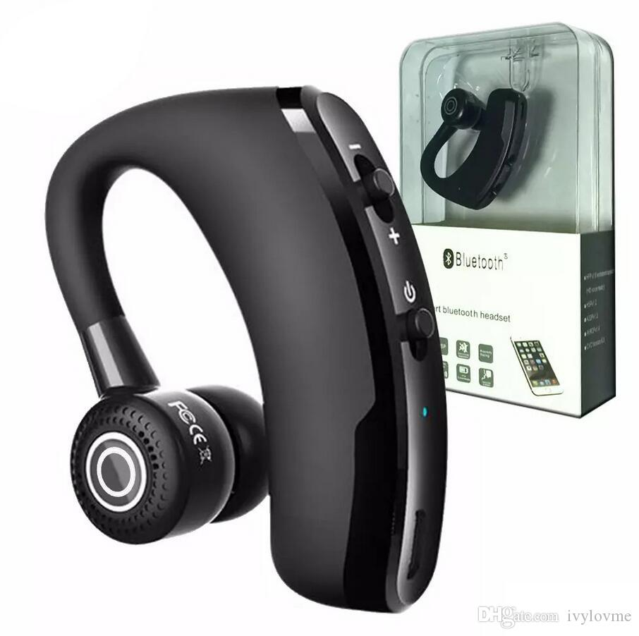 fdfccb55da1 V9 Wireless Bluetooth Headphones CSR 4.1 Business Stereo Earphones ...