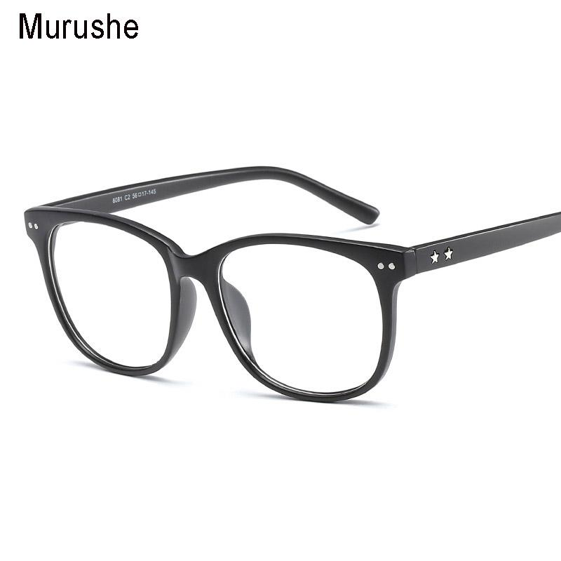 883af9039f5 2019 Murushe Retro Round Eyewear Clear Glasses Spectacles Optical Eye  Glasses Frames Transparent Eyeglasses Frame Fake 2018 From Frenky