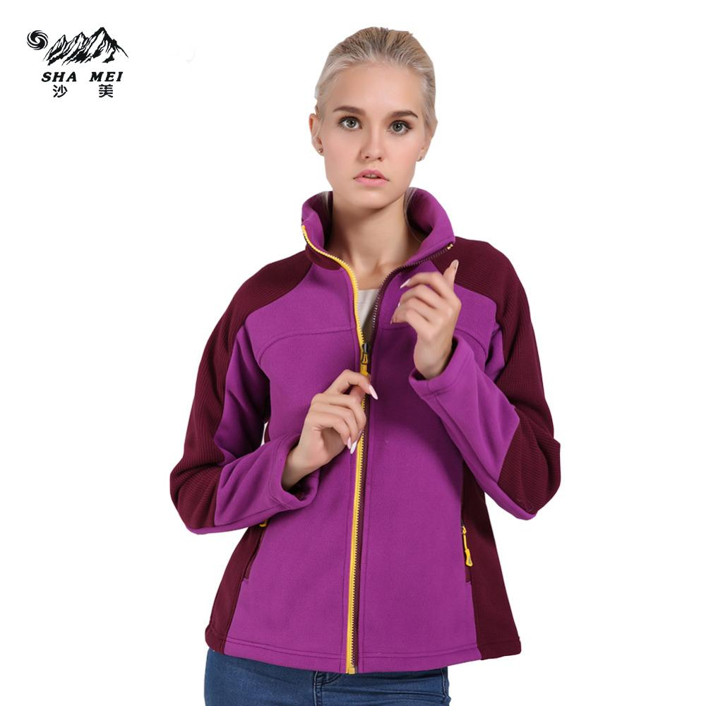 Women Female Windproof Thermal Coat Soft Chaqueta Winter Hiking Jackets  Outdoor Camping Trekking Warm Fleece Jacket 2019 Online with  51.85 Piece  on ... c2be09568