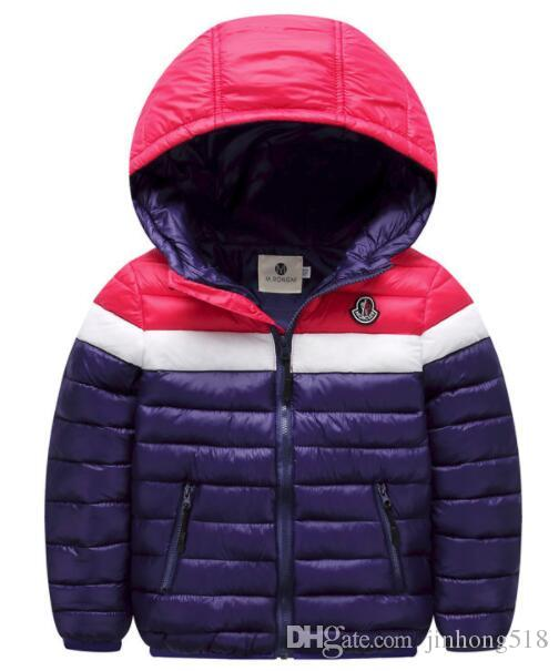 8c0ad9ba2 Winter And Winter New Children s Down Cotton Jacket Light Boy Cotton ...