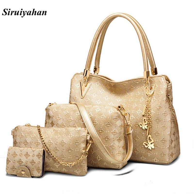 315c59f0c5f Siruiyahan Luxury Handbags Women Bags Designer Shoulder Bags Women Bag  Female Leather Handbags Bolsa Feminina Bolsas Sac Handbags On Sale Leather  Bags From ...