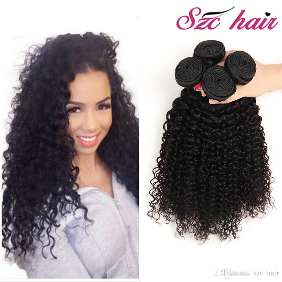 Wholesale Afro Kinky Human Hair Weave Malaysian Virgin Hair Weaving