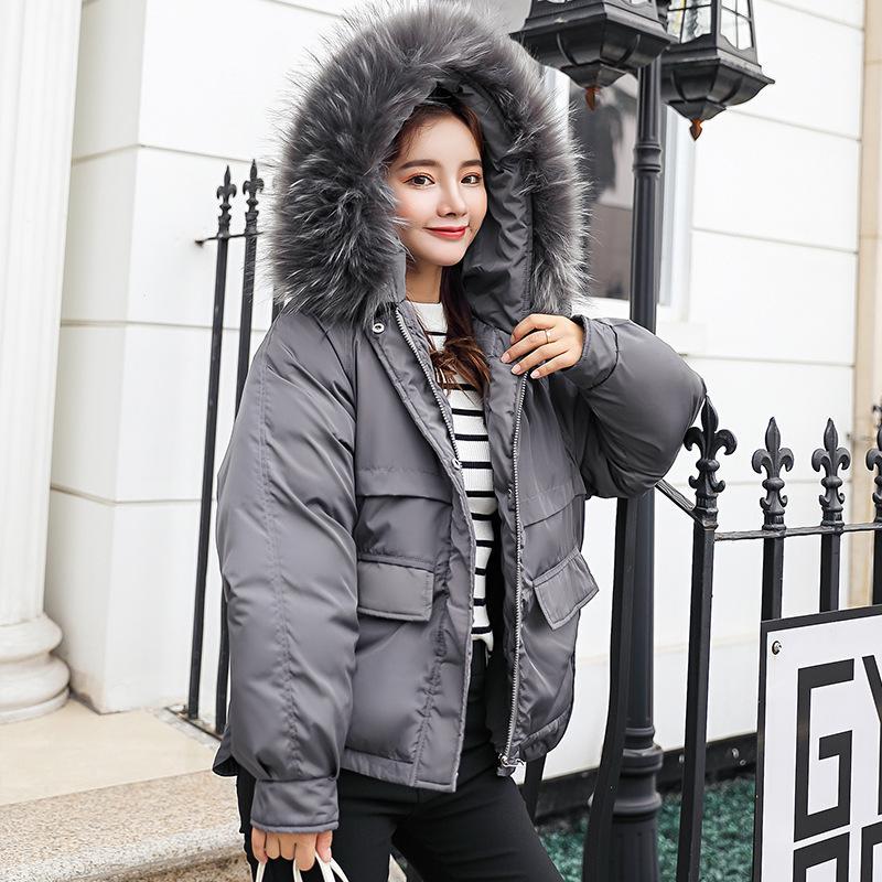 acheter 2019 manteaux femmes nouveau 2018 tendance d'hiver chaud