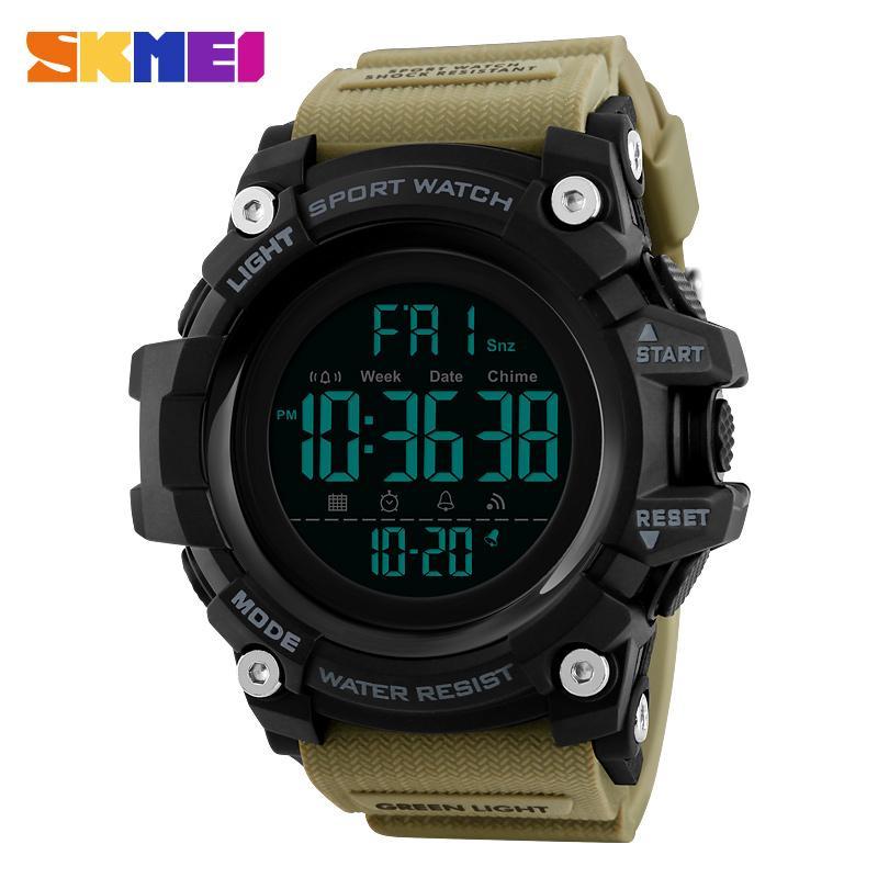 0a4da383fd6 Compre Relojes Deportivos Countdown Sport Watch Relojes Para Hombre Top  Brand Luxury Cronómetro Cronómetro Impermeable Reloj Electrónico Digital A   24.35 ...