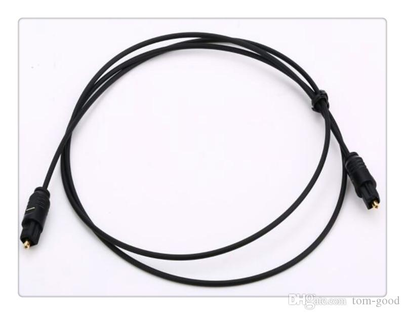 SZQY High quality 0.5m 1m,1.5m, 2m,3m,5m Optical Toslink Cable Optical Fiber Audio Cable Digital Audio toslink cable